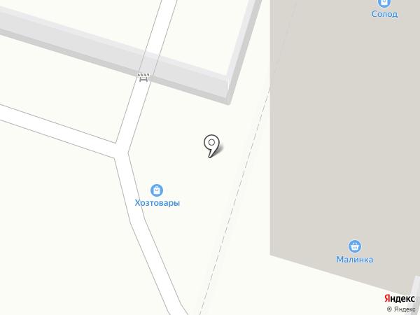 Хеппи Флора на карте Пензы