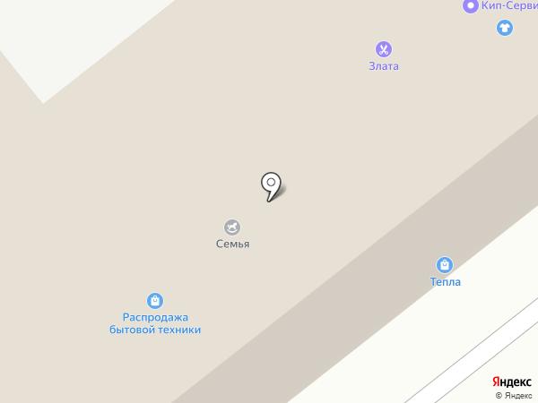 ГорЭнерго на карте Пензы