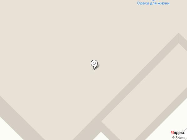 Промстройинвест на карте Пензы