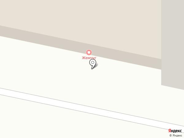 Салон дверей на карте Пензы