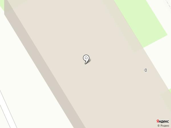 Строй Успех на карте Пензы