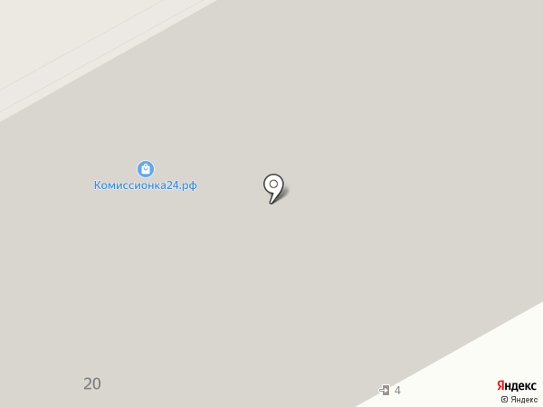 Main Stream на карте Пензы