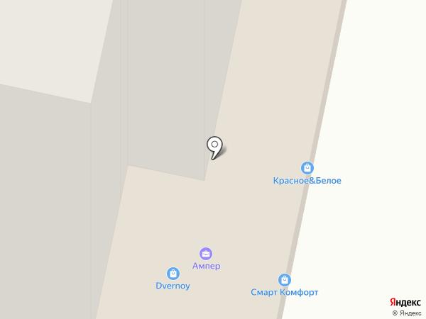 Новый свет на карте Пензы
