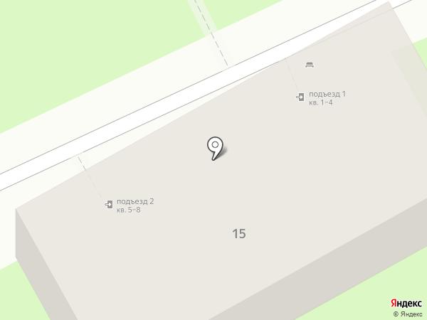 Компания на карте Пензы