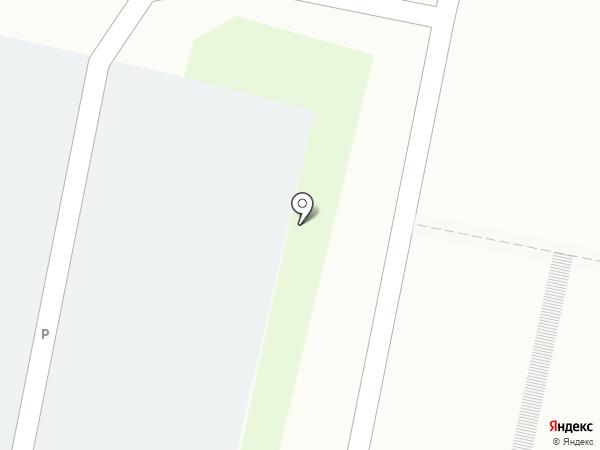 Мадмуазель на карте Пензы