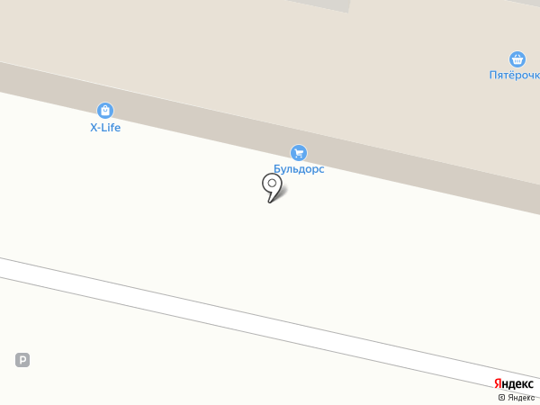 Astron на карте Пензы