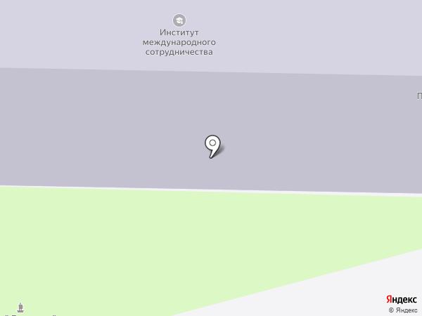 Мегалинк на карте Пензы