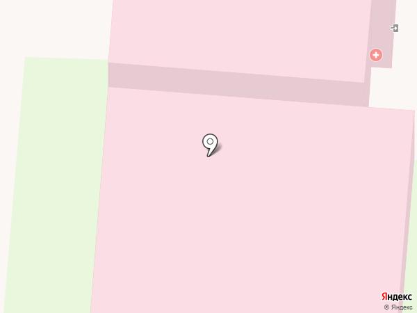 Областная психиатрическая больница им. К.Р. Евграфова, ГБУЗ на карте Пензы