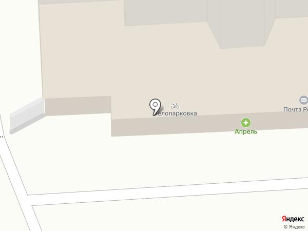 Фотоцентр на карте Пензы