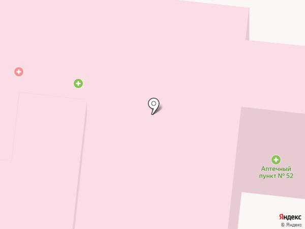 Фармация на карте Пензы