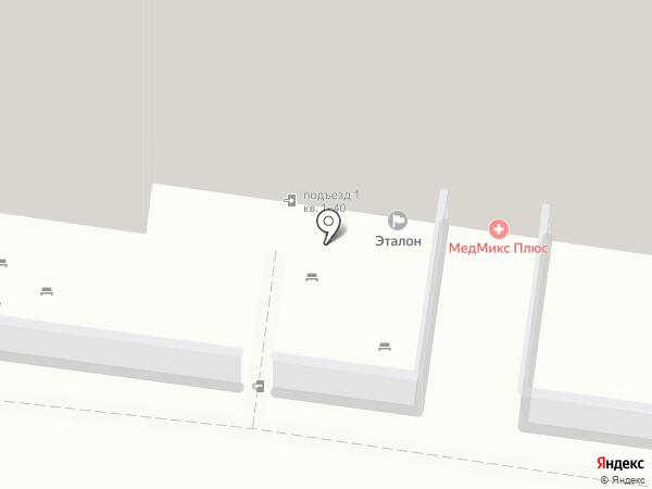 Эталон, ТСЖ на карте Пензы