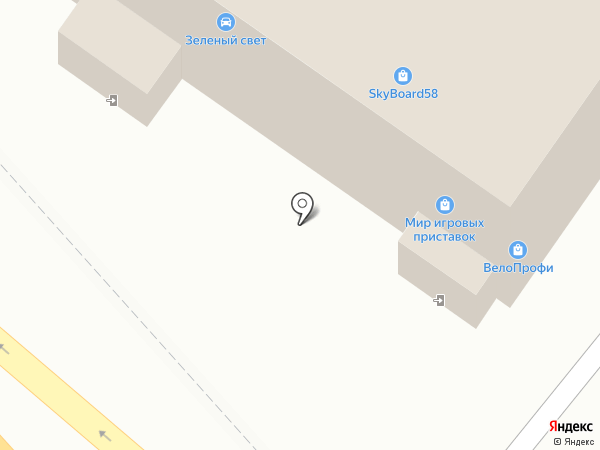 Центр игровых приставок на карте Пензы