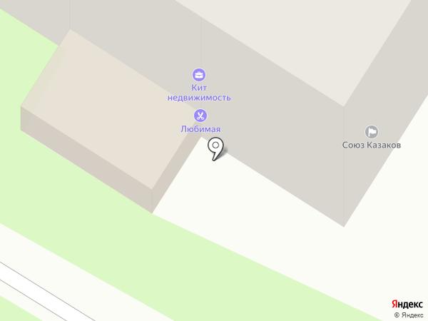 Союз Казаков на карте Пензы