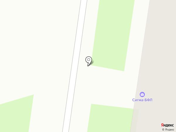 Ай Ти Штурман на карте Пензы