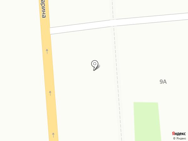 Мобильный центр на карте Пензы
