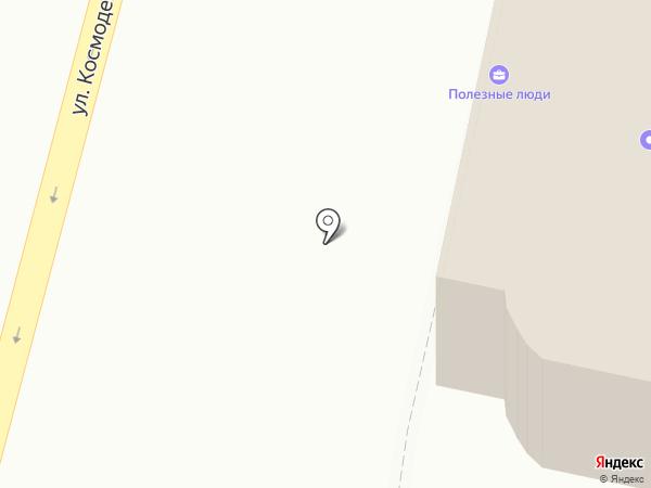 Пензенская горэлектросеть, ЗАО на карте Пензы