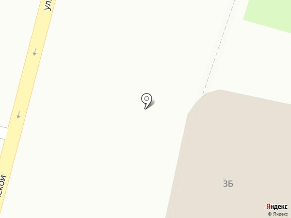 МегаСтрой на карте Пензы
