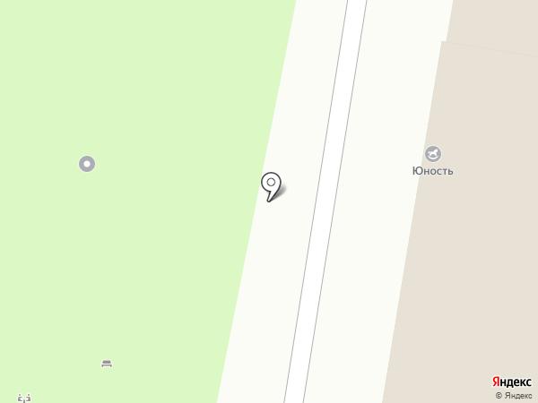 Юность на карте Пензы