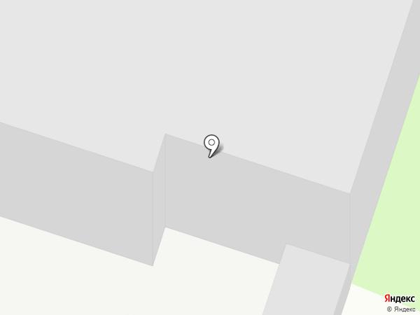 Столовая на карте Пензы
