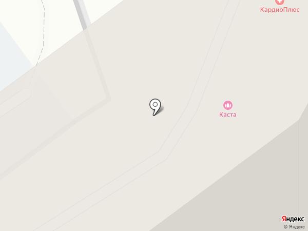 СКС-системы на карте Пензы