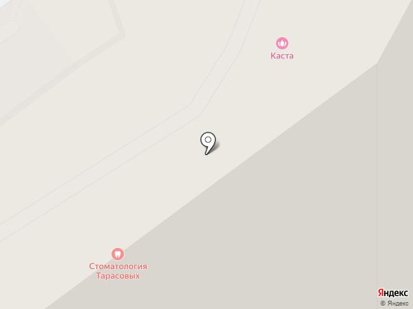 Юнона-Мед на карте Пензы