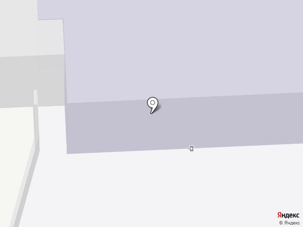 Пензенский государственный технологический университет на карте Пензы