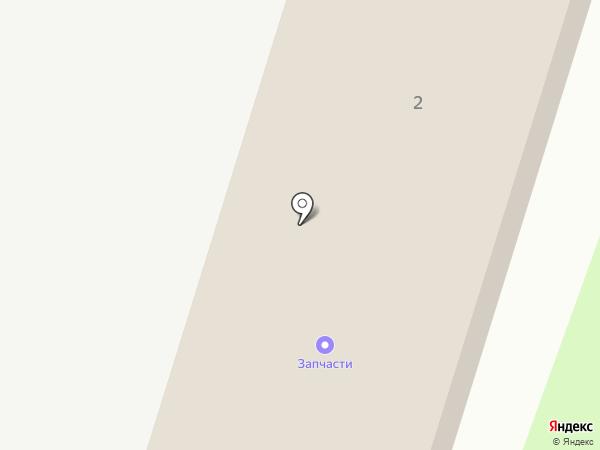 Энергомашкомплект, ЗАО на карте Пензы
