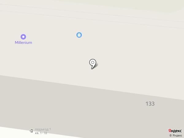 Частный пивовар на карте Пензы