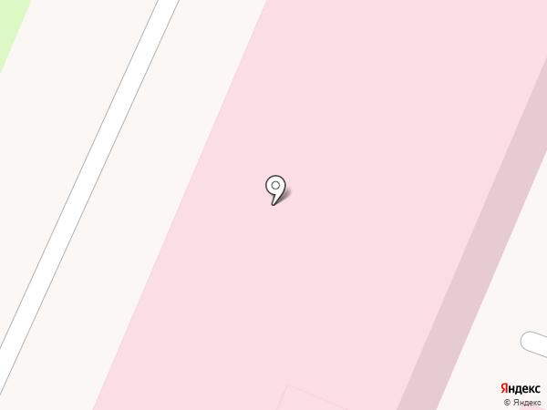 Пензенская областная офтальмологическая больница на карте Пензы