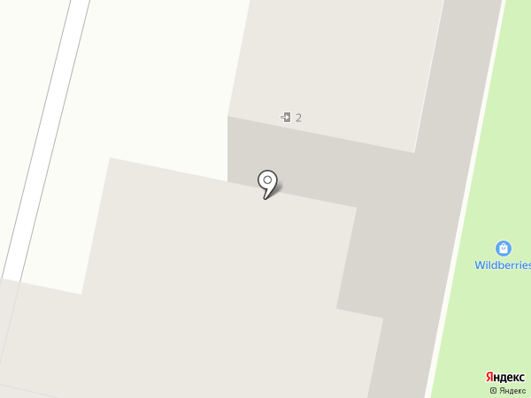 Пряничный домик на карте Пензы