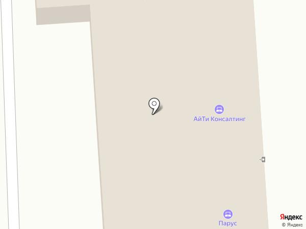ГРАНД-Смета на карте Пензы