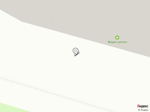 PocHerk на карте Пензы