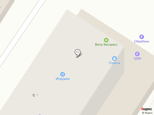 Банкомат, Банк ВТБ 24, ПАО на карте Пензы