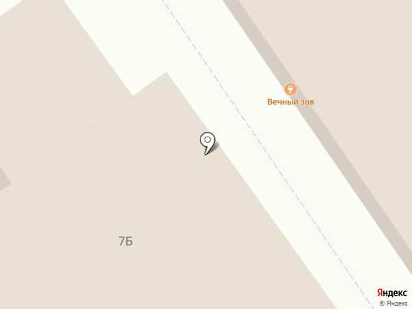 Вечный зов на карте Пензы