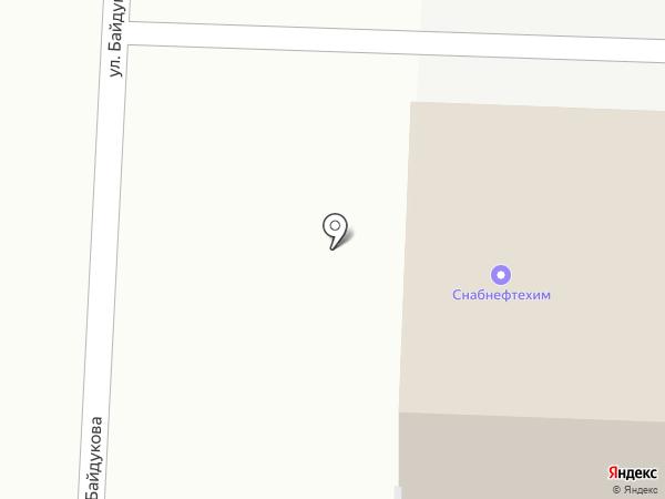 Рататуй на карте Пензы
