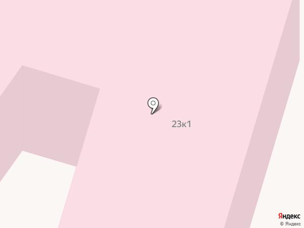 Пензенский областной центр специализированных видов медицинской помощи, ГБУЗ на карте Пензы