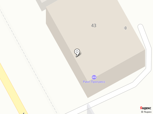 СДЮСШОР по боксу на карте Пензы