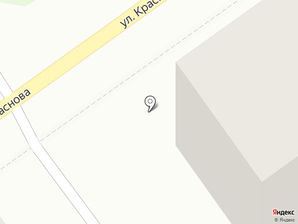 Скорая компьютерная помощь на карте Пензы