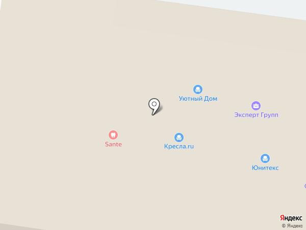 Сити Двери на карте Пензы