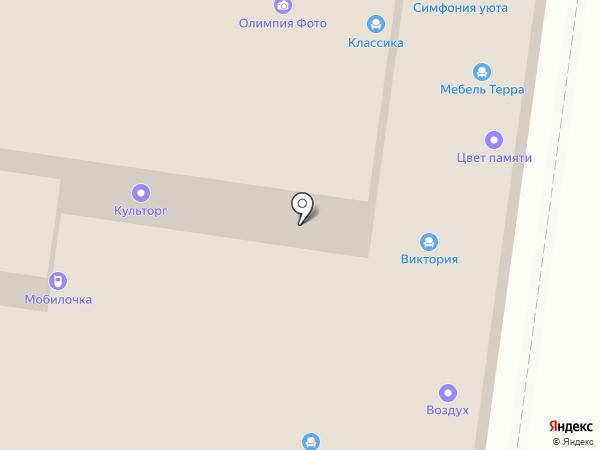 Пенза-Wood на карте Пензы