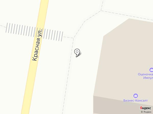 Башнефть на карте Пензы