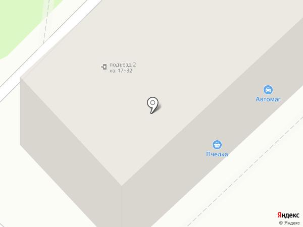 АвтоМаг на карте Пензы