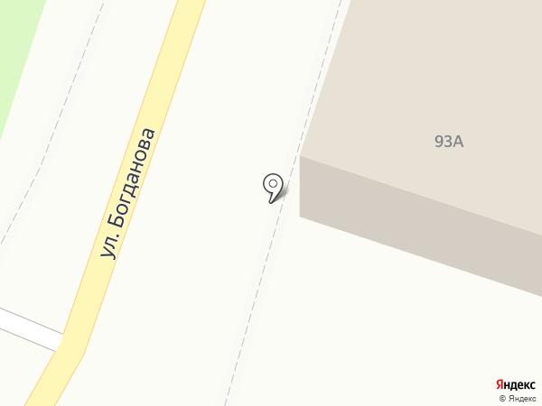 Гарант Сервис на карте Пензы