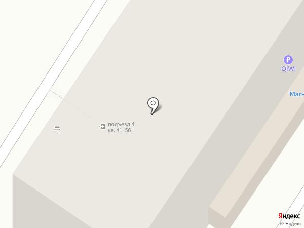 Магнит Косметик на карте Пензы
