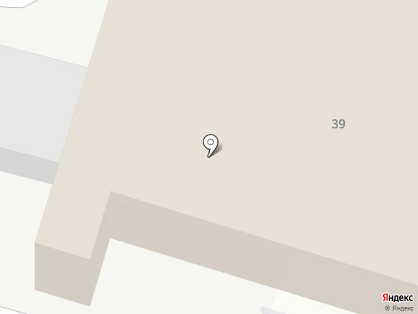 УЮТ на карте Пензы