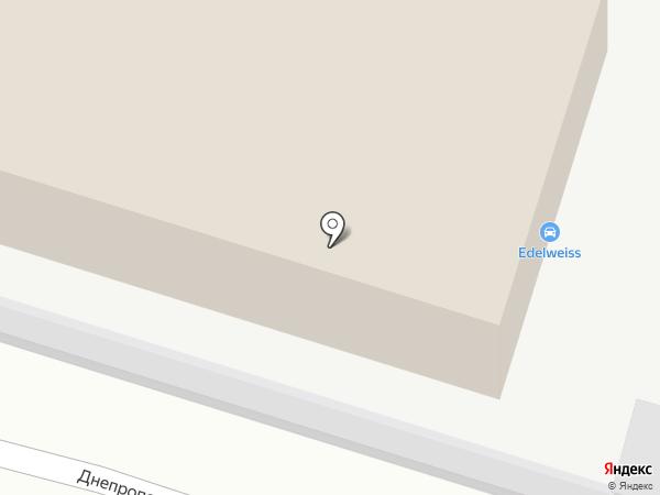 АБС на карте Пензы