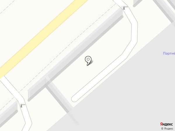 ИТАЛ на карте Пензы