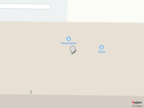 Трикотаж & Обувь на карте Пензы