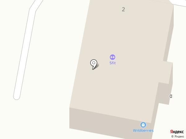 Мак на карте Пензы