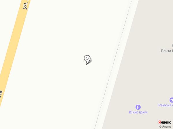 Почтовое отделение №34 на карте Пензы